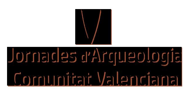 Logo VI Jornades de Arqueologia