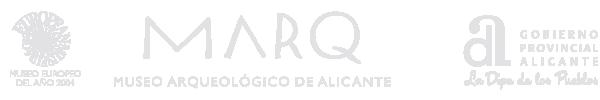 Logos MARQ en blanco
