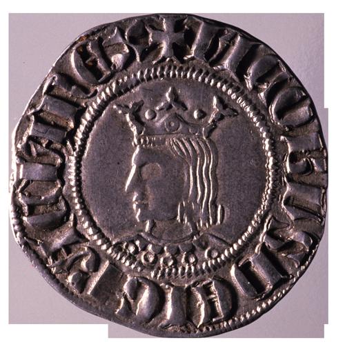 Moneda Medieval Cristiana