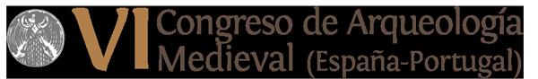 Logo del VI Congreso de Arqueología Medieval