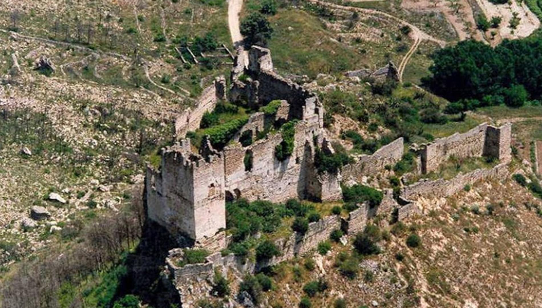 Castell de Perputxent