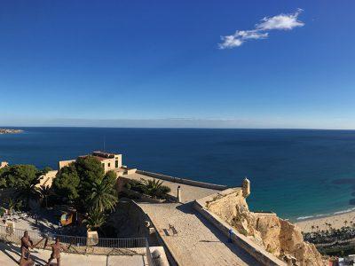 Castillo de Santa Bárbara - Alicante