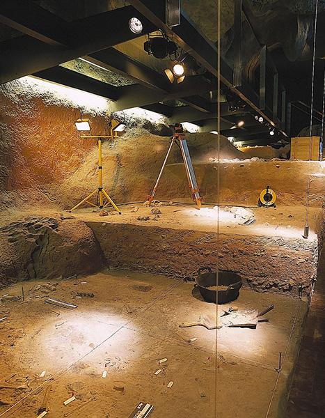 Sala de Arqueologia urbana