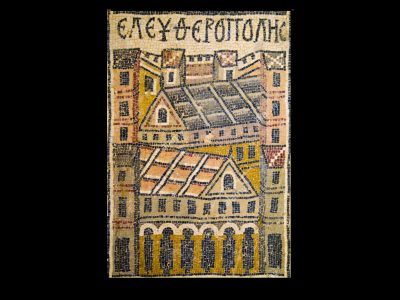 Mosaico Madaba