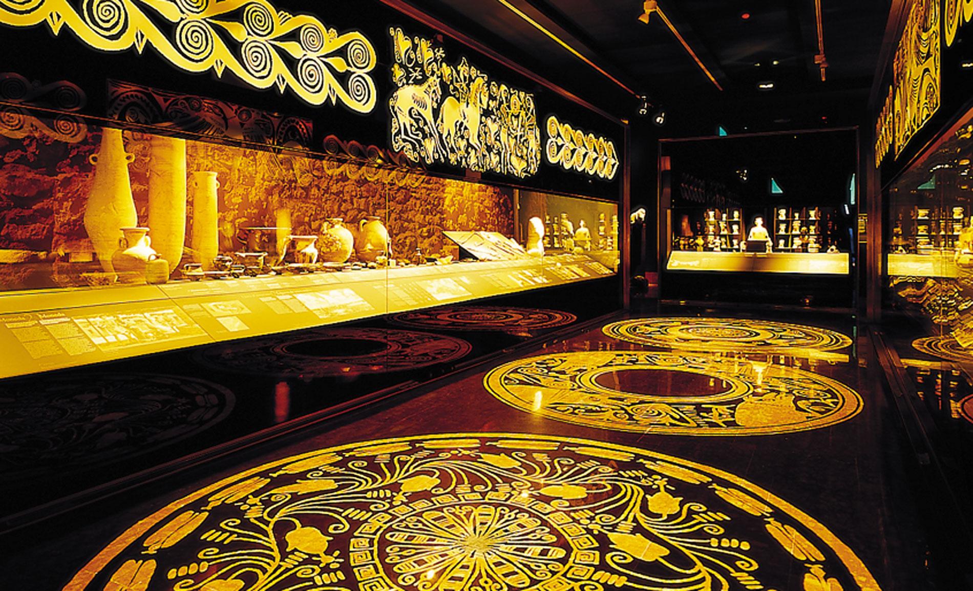 Sala Iberos del MARQ