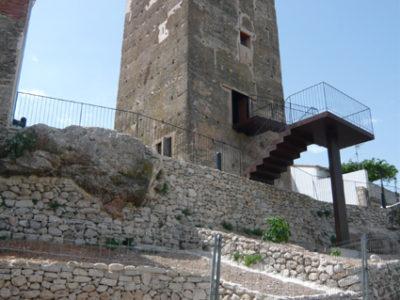 Torre de La Almudaina