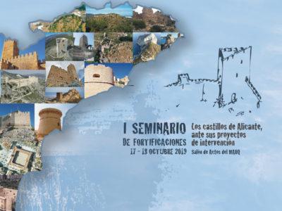 1 Seminario de Fortificaciones - MARQ - Alicante